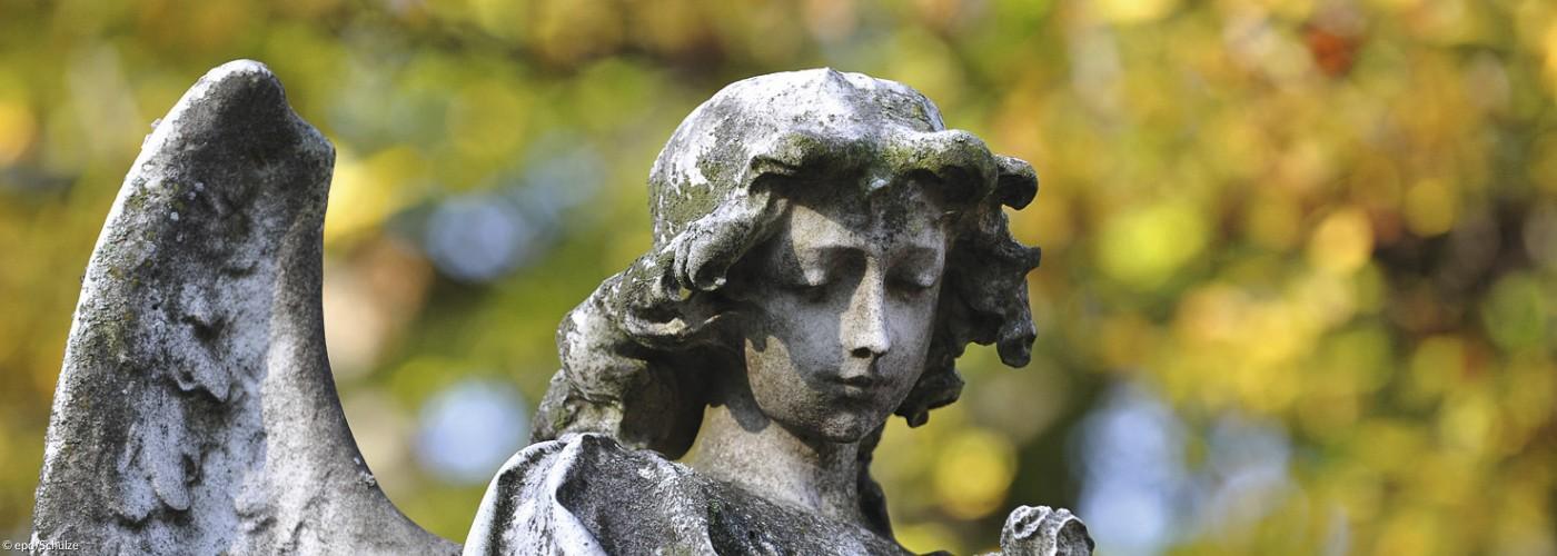 neuer St. Nikolai Friedhof Hannover